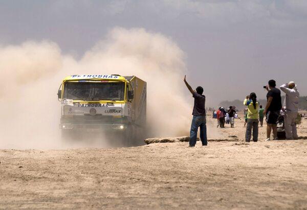 Ралли Дакар-2010. Архив