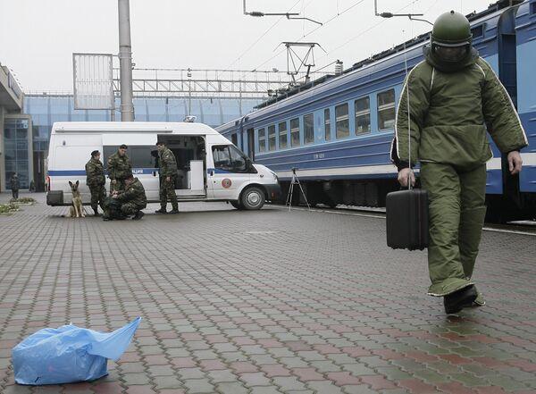 Белоруссия подтвердила задержание подозреваемого в минировании поезда