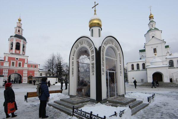 Празднование Рождества в Москве прошло без происшествий - ГУВД