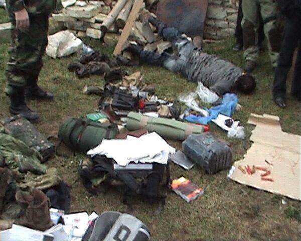 Боевик Мадрид Бегов уничтожен в ходе спецоперации в Махачкале
