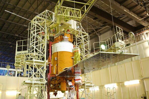 Научный спутник Коронас-Фотон начал оживать