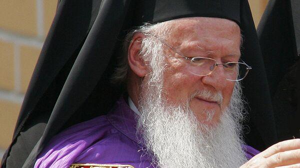 Вселенский патриарх Варфоломей I. Архив