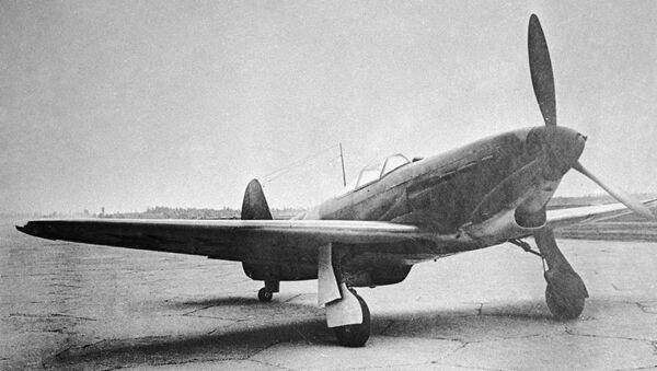 Юбилей Як-1: 70 лет самолету-солдату