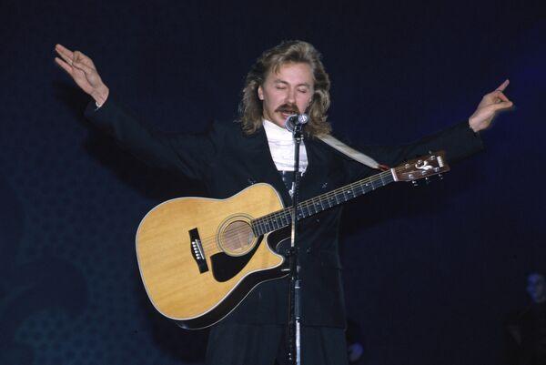 Выступление Игоря Николаева