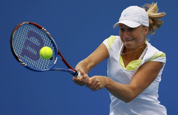 Российская теннисистка Екатерина Макарова. Архив.