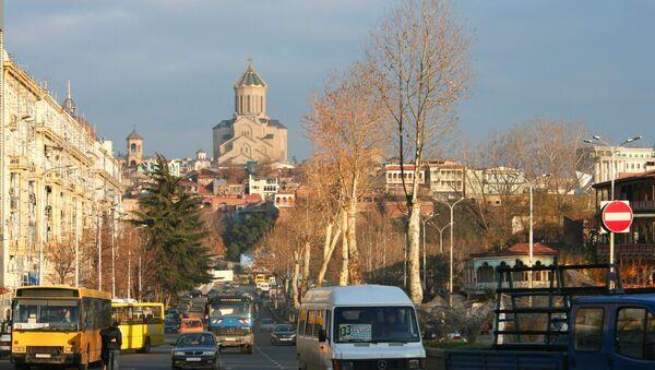 Тбилиси, Грузия. Архив