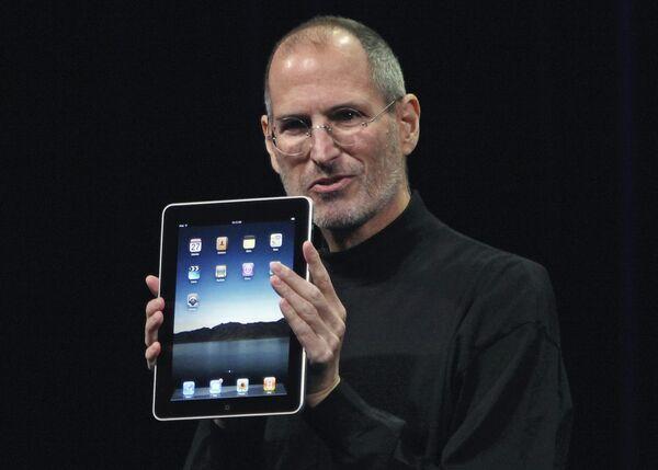 iPad  — новое устройство от Apple