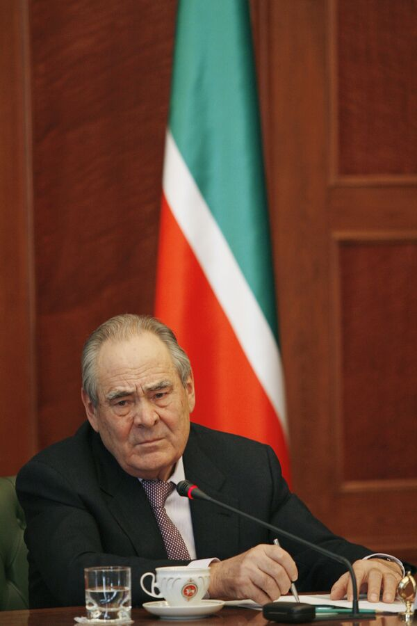 Минтимера Шаймиева