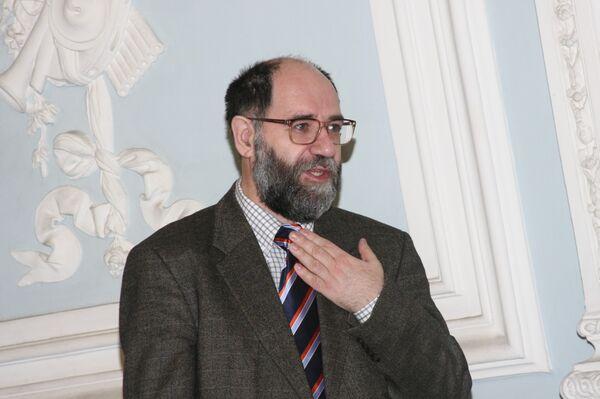 Первый проректор Европейского университета Борис Колоницкий