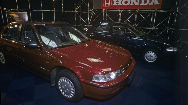 Чистая прибыль Honda в 2009/10 фингоду выросла на 95,9%