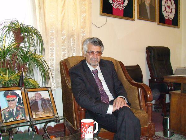 Генерал-полковник Захир Азими