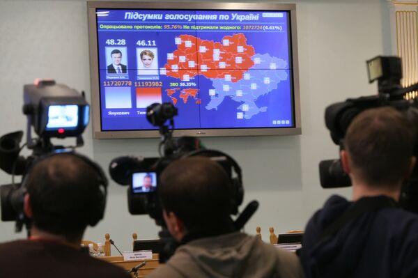 БДИПЧ не располагают свидетельствами фальсификации выборов на Украине