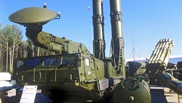Зенитно-ракетная система. Архив