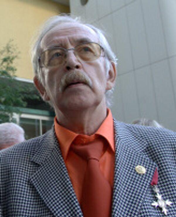 Актер Василий Ливанов. Архив
