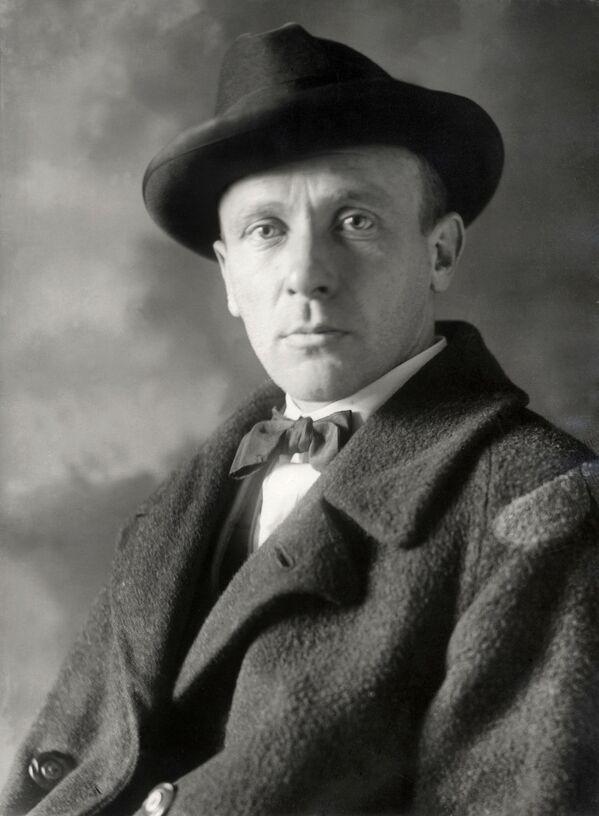 Писатель Михаил Булгаков