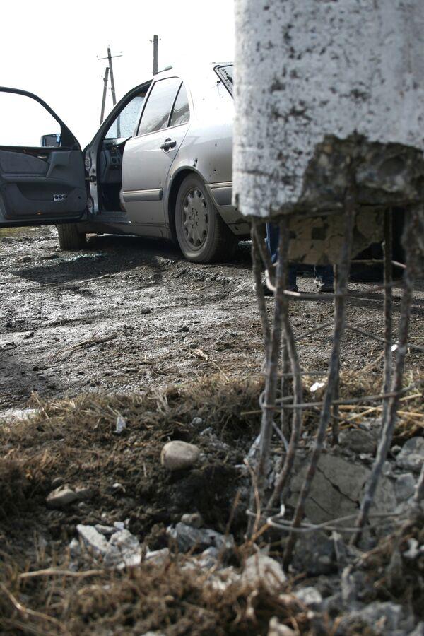 Серия взрывов в Назрани