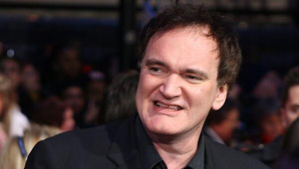 Кинорежиссер Квентин Тарантино на церемонии вручения наград BAFTA