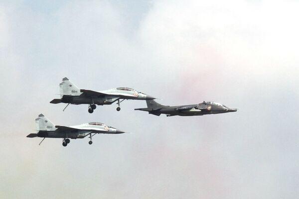 Российские МиГ-29К. Архив