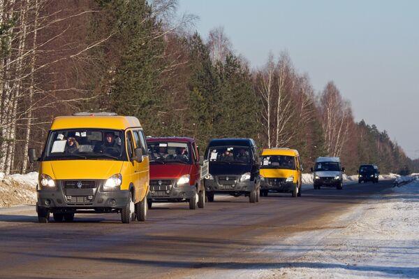 Группа ГАЗ начала продажи модернизированной ГАЗели в Казахстане