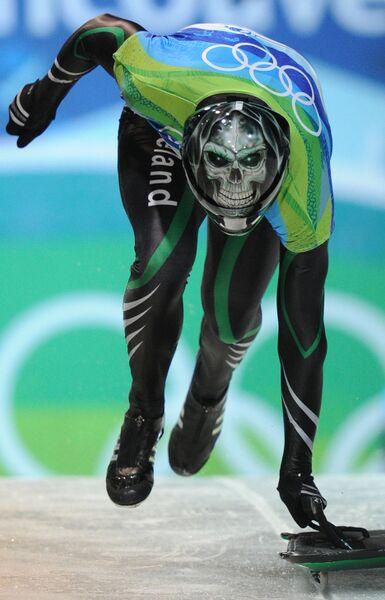 Олимпиада - 2010. Скелетон. Мужчины.