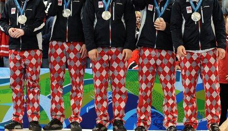 Олимпиада - 2010. Керлинг. Мужчины. Финальный матч. Канада - Швеция: 6-3