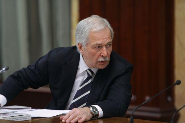 Спикер Госдумы РФ Борис Грызлов. Архив