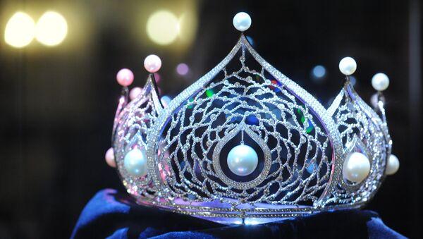 Корона Национального Конкурса Мисс Россия