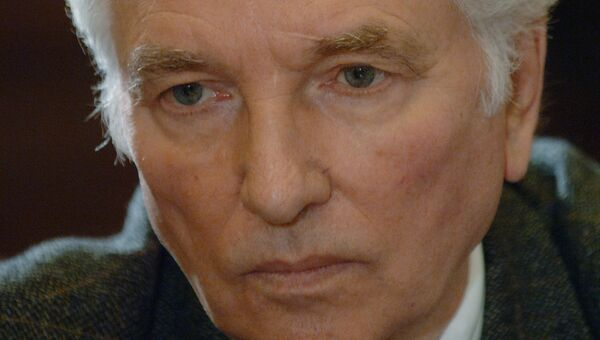 Вице-президент Рооссийской академии наук (РАН) Геннадий Месяц. Архив