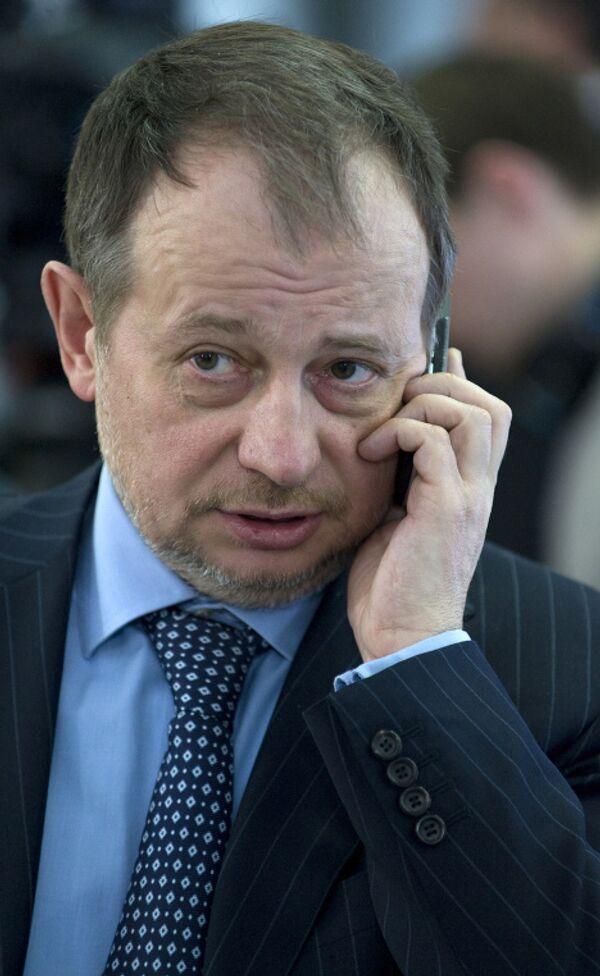 Владимир Лисин. Архив.