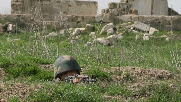 Армия Нагорного Карабаха. Архив
