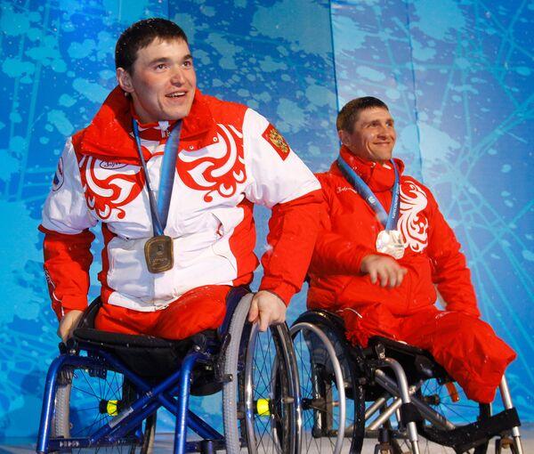 X зимние Паралимпийские игры. Лыжные гонки. Мужчины. 15 км