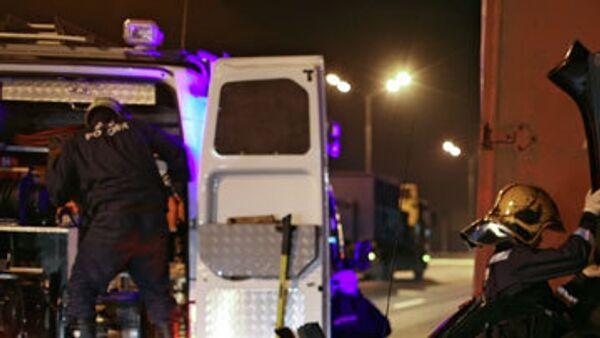 Возбуждено дело по факту столкновения милиции и мотоциклиста в Москве