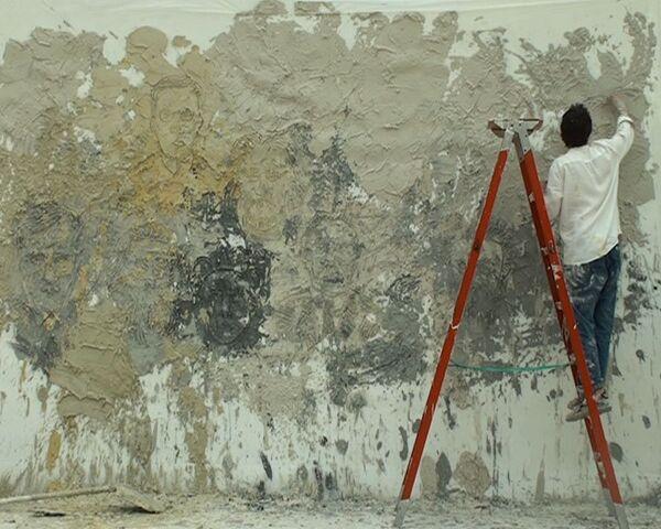 Художник из Владивостока воплотил русских философов в цементе