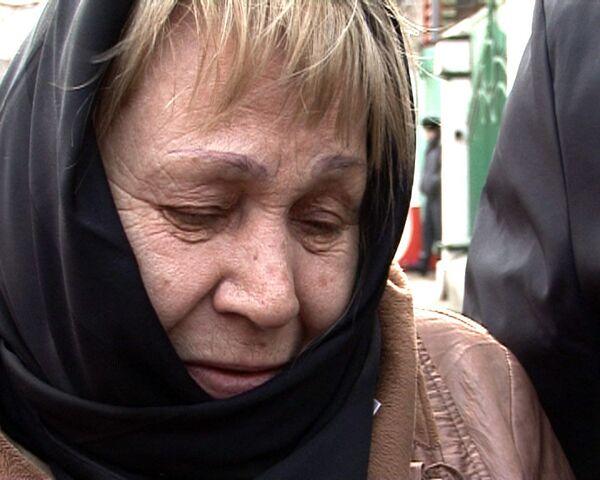 Родные жертв терактов в метро не могут прийти в себя от потрясения