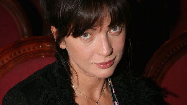 Актриса театра Современник Ольга Дроздова