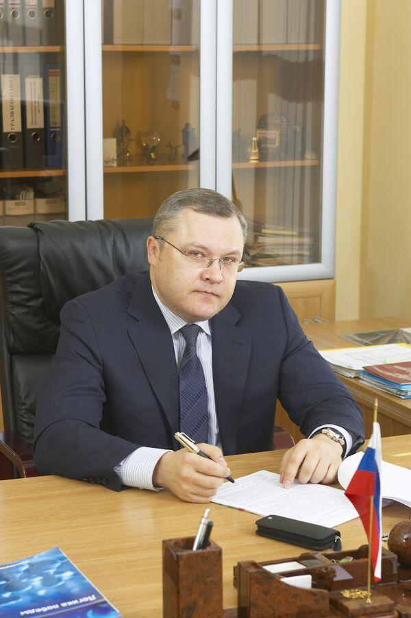 Руководитель дивизиона железнодорожного литья и вагоностроения концерна Альберт Костромин