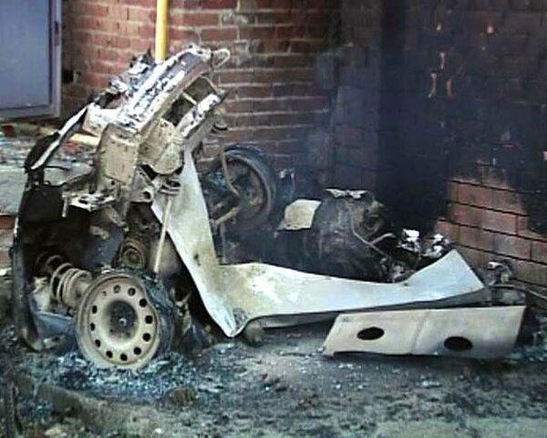 Смертник подорвал себя у здания ГОВД в Ингушетии. Видео с места событий
