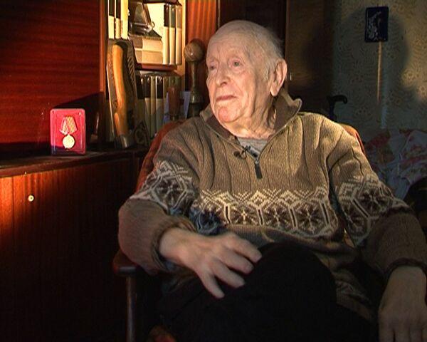 Ветеран поделился воспоминаниями о трехдневном штурме Кенигсберга