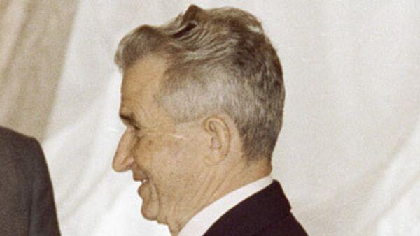 Николае Чаушеску. Архив