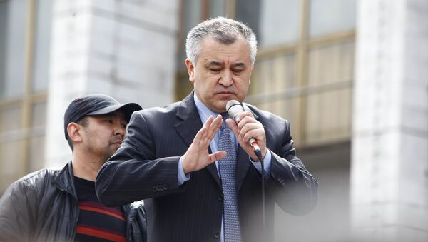Омурбек Текебаев. Архив