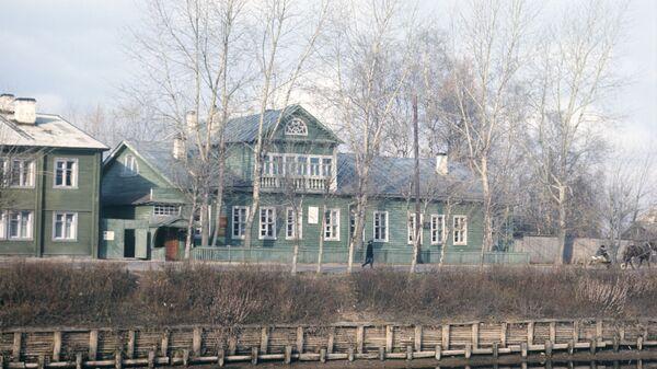 Дом-музей Римского-Корсакова Н.А. Архивное фото