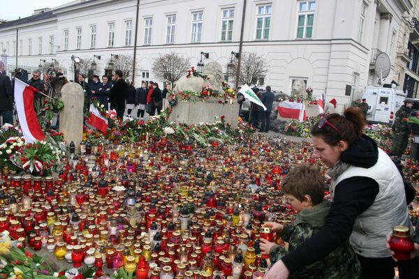 В Польше объявлен общенациональный траур