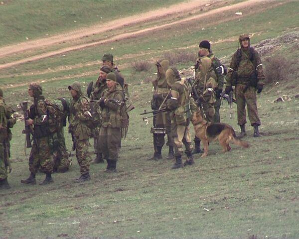 В Дагестане возобновилась спецоперация в районе селения Губден в отношении бандгруппы Вагабова