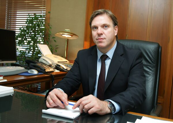Официальный представитель правительства Греции Йоргос Петалотис
