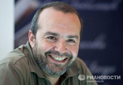 Писатель Виктор Шендерович