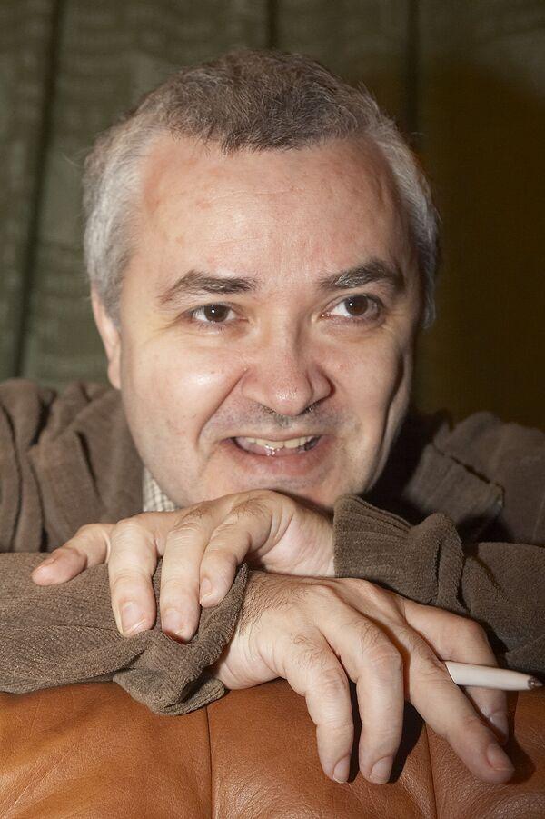 Директор Института лингвистики Российского государственного гуманитарного университета (РГГУ) Максим Кронгауз