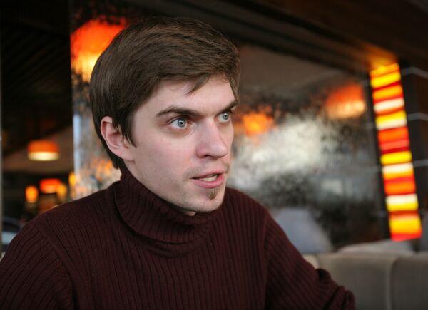 Автор лучшего блога на русском языке Илья Кабанов