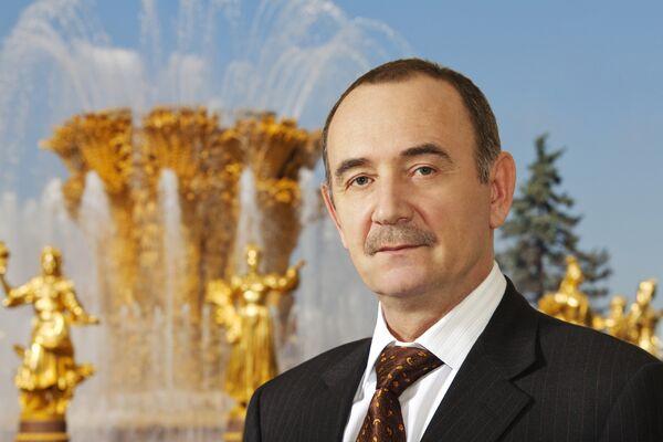 Генеральный директор ВВЦ Иван Малахов