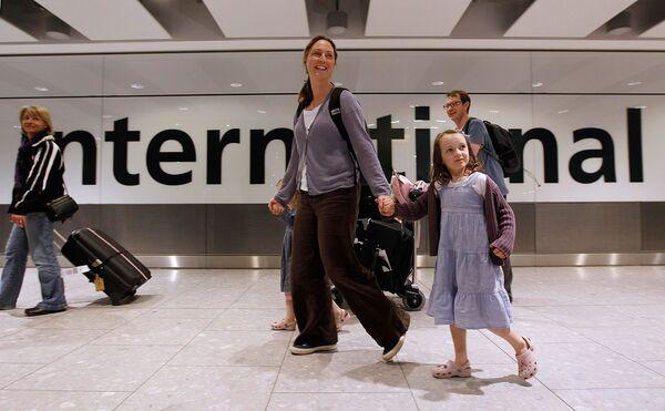 Возобновление аэросообщения в Европе