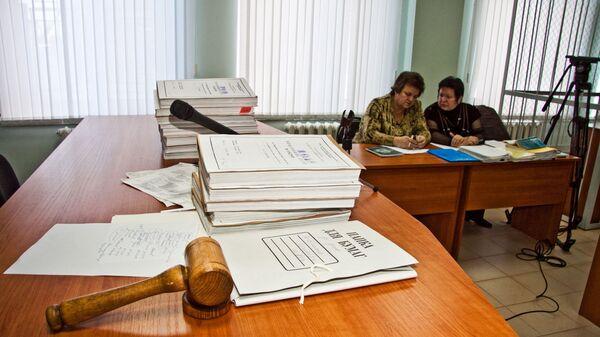 Рассмотрение дела Нины Ихневой в Беляевском районном суде